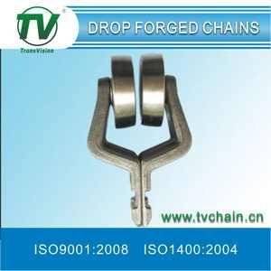 Forging chain Trolley