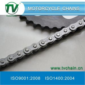 Square rivet head 428 Motorcycle Chains and sprockets