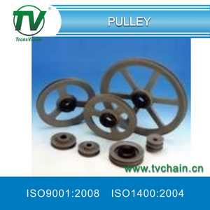 SPZ Series Taper Bore V-Pulley