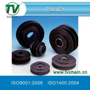 SPZ-SPA-SPB-SPC Taper Bore V-Pulleys