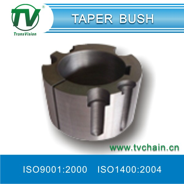 Steel taper bush