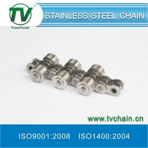 Stainless Steel Conveyor Chains with Side Roller