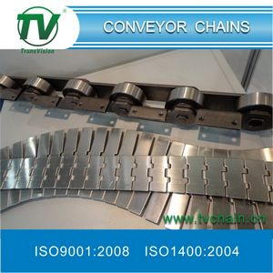 Flat-top Conveyor Chains