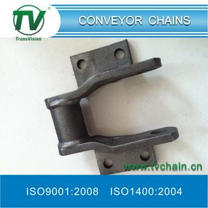 Welded Conveyor Chains with Attachments