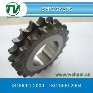 Double Finished Bore Sprockets