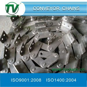 Conveyor Chains with Attachments