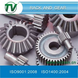 Bevel Gear with Usual Axes