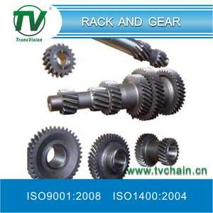 50mm Center Distance Worm Gear and Worm